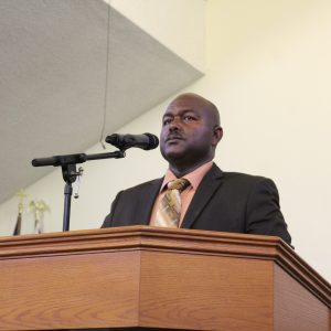 Rev. Curtis Moss Jr.