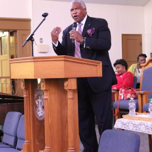 Pastor Arthur Thompson Jr.